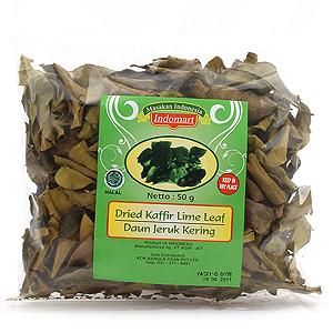 건조라임잎50g/dried kaffir lime leaf